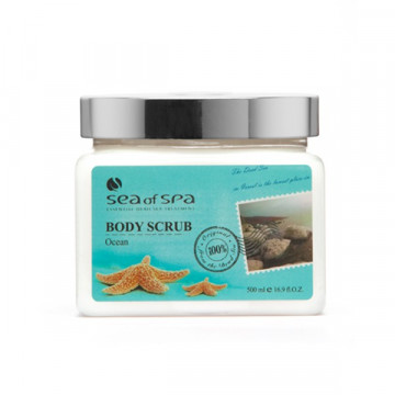 Купить - Sea of SPA Body Scrub Ocean - Скраб с солями Мертвого моря