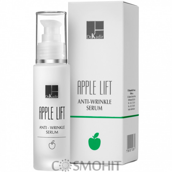 Dr. Kadir Apple Lift Serum - Сыворотка для лифтинга лица