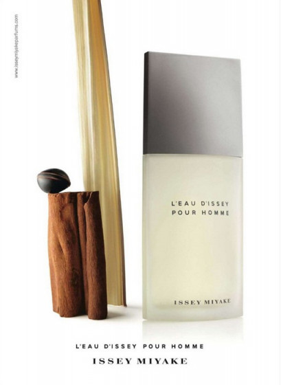 Issey Miyake L`eau D`Issey Pour Homme - Туалетная вода (тестер) - 1
