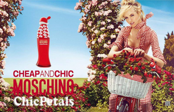 Moschino Cheap and Chic Chic Petals - Туалетная вода - 2