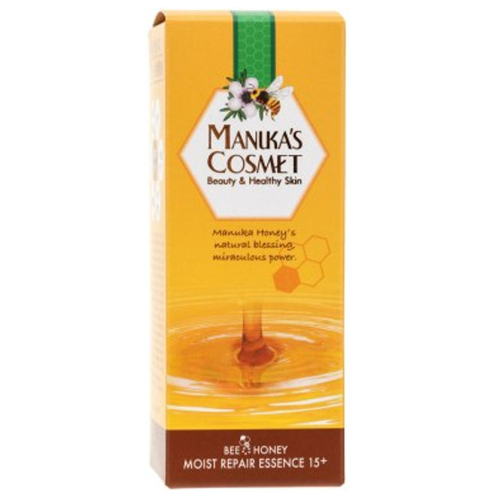 La Sincere Manuka's Cosmet Moist Repair Essence 15+ - Эссенция омолаживающая, восстанавливающая с медом Манука - 1