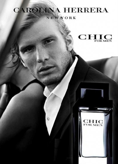 Carolina Herrera Chic For Men - Туалетная вода - 2