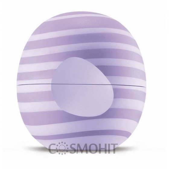 "EOS Smooth Sphere Lip Balm (Blackberry Nectar) - Бальзам для губ ""Ежевика"" - 1"