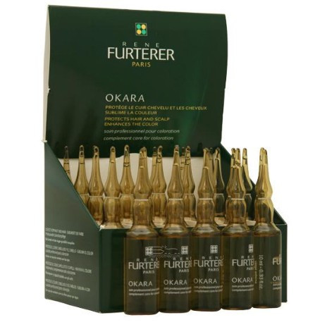 Rene Furterer Okara Complement for Coloration - Уход для окрашивания