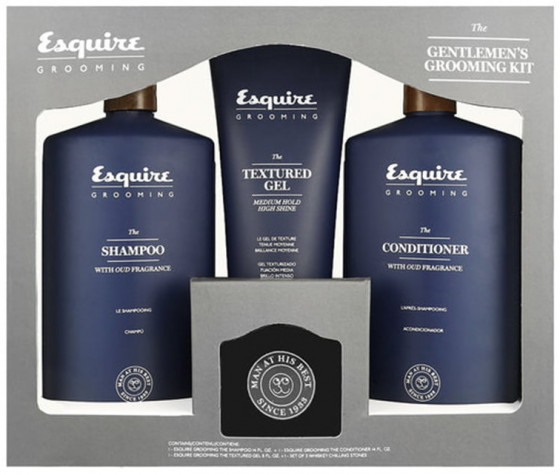 CHI The Gentlemen's Esquire Grooming Kit - Подарочный набор - 1