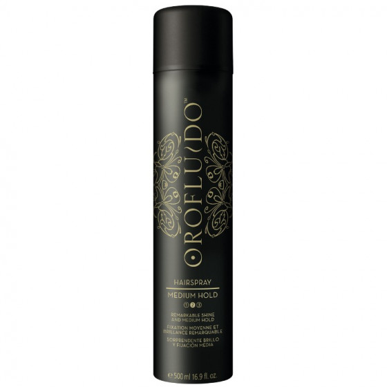 Orofluido Medium Hold Hair Spray - Лак для волос