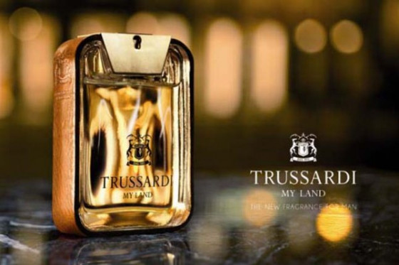 Trussardi My Land Shower Gel - Гель для душа - 2