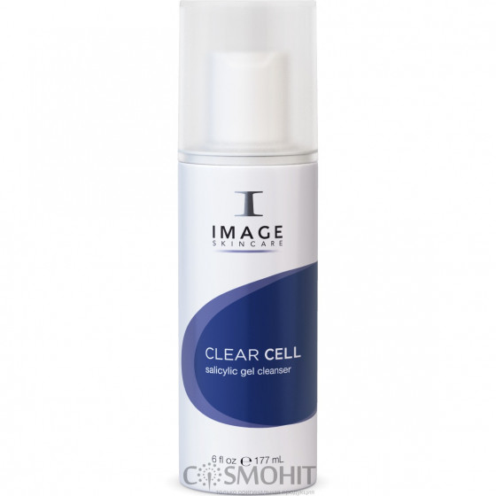 Image Skincare Clear Cell Salicylic Gel Cleanser - Салициловый очищающий гель