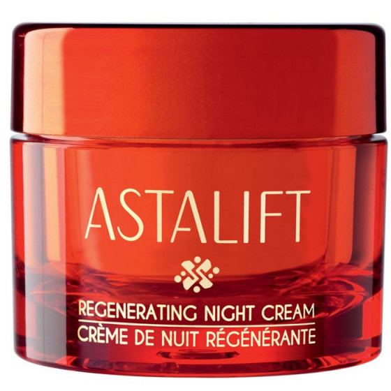 Astalift Regenerating Night Cream - Восстанавливающий ночной крем