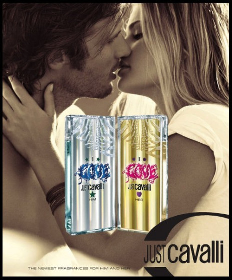 Roberto Cavalli Just Cavalli I Love Him - Туалетная вода - 1