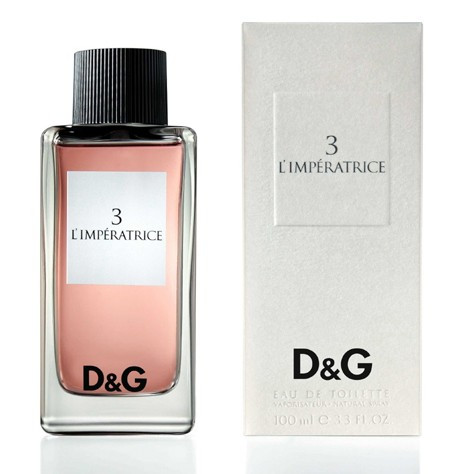 Dolce & Gabbana Anthology L'Imperatrice 3 - Туалетная вода