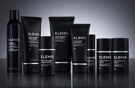 Elemis Men Smooth Result Shave & Beard Oil - Масло для бритья - 2