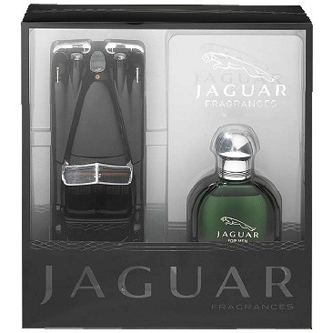 Jaguar For Men - Набор (EDT100+машинка)