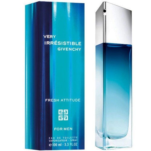 Givenchy Very Irresistible Fresh Attitude For Men - Туалетная вода