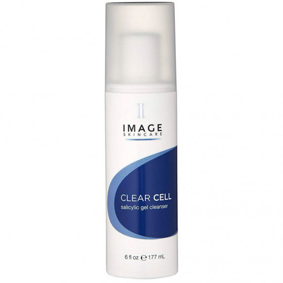 Image Skincare Clear Cell Salicylic Gel Cleanser - Салициловый очищающий гель - 2