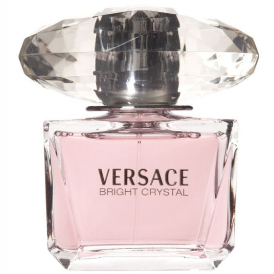 Versace Bright Crystal - Набор (EDT90+B/L100) - 2