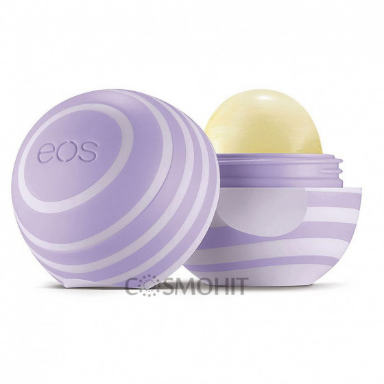 "EOS Smooth Sphere Lip Balm (Blackberry Nectar) - Бальзам для губ ""Ежевика"""