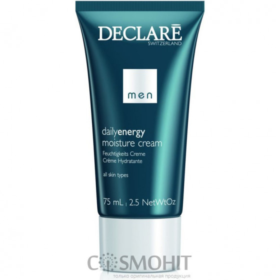 Declare Daily Energy Moisture Cream - Увлажняющий крем