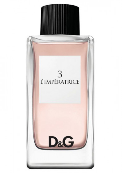 Dolce & Gabbana Anthology L'Imperatrice 3 - Туалетная вода - 1