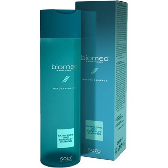 Biomed Extra Pure Anti Dandruff Shampoo - Шампунь против перхоти