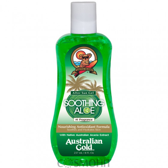 Australian Gold Soothing Aloe Gel - Гель после загара