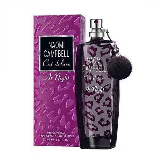 Naomi Campbell Cat Deluxe At Night - Туалетная вода