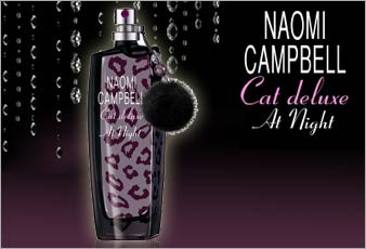 Naomi Campbell Cat Deluxe At Night - Туалетная вода - 3