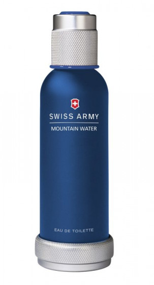 Swiss Army Mountain Water - Туалетная вода - 2