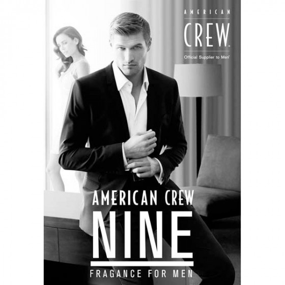 American Crew Nine Fragrance For Men - Туалетная вода - 1