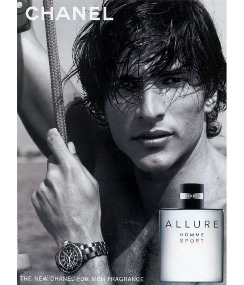 Chanel Allure Homme Sport refill - Туалетная вода - 2