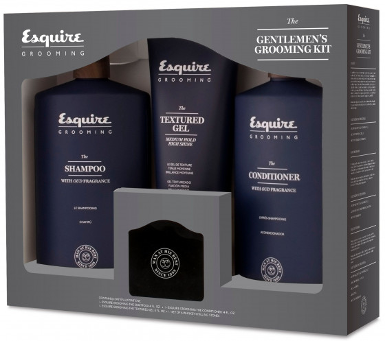 CHI The Gentlemen's Esquire Grooming Kit - Подарочный набор