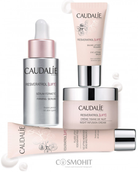 Caudalie Resveratrol Lift Night Infusion Cream - Ночной моделирующий крем - 3
