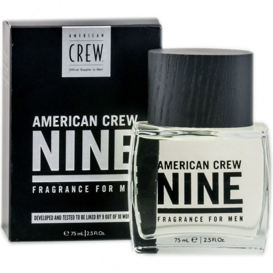 American Crew Nine Fragrance For Men - Туалетная вода
