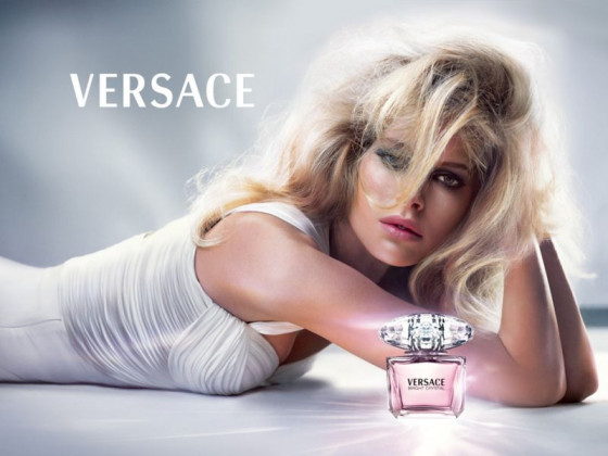 Versace Bright Crystal - Набор (EDT90+B/L100) - 3