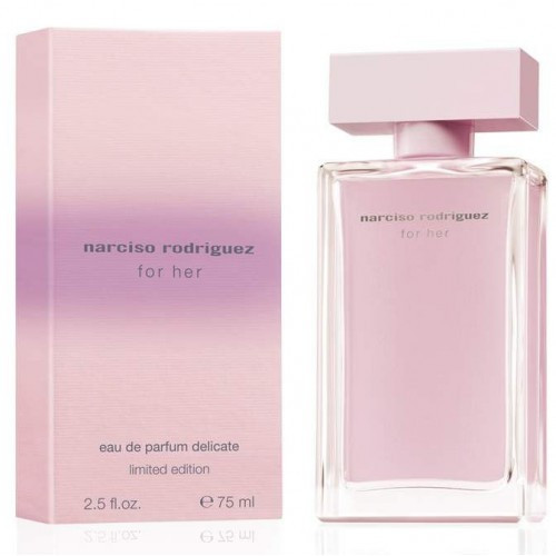 Narciso Rodriguez For Her Delicate Limited Edition - Парфюмированная вода