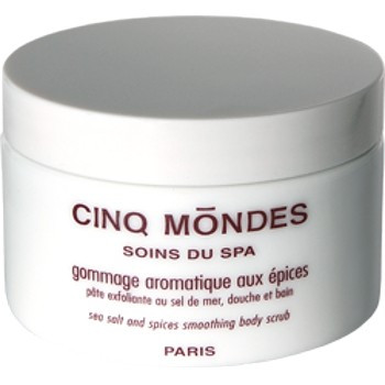 Cinq Mondes Aromatic Scrub With Spices - Ароматический скраб для тела со специями