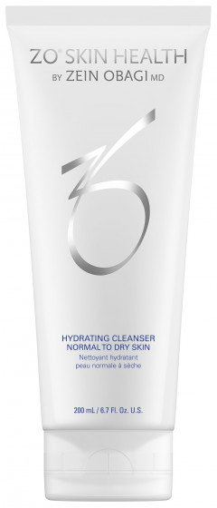Zein Obagi ZO Skin Health Hydrating Cleanser - Увлажняющий очищающий гель для лица купить, Киев, Украина, цена, отзывы | Интернет магазин COSMOHIT