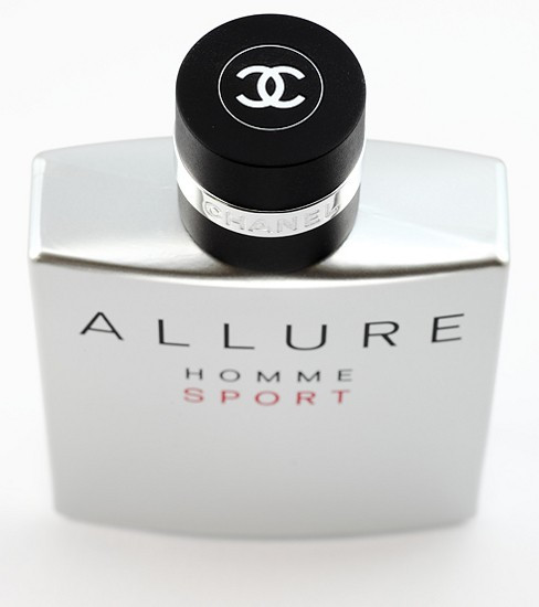 Chanel Allure Homme Sport refill - Туалетная вода - 1