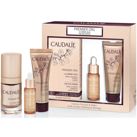 Caudalie Premier Cru Eye Set - Набор для глаз
