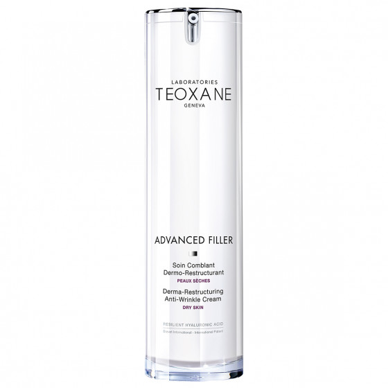 Teoxane Advanced Filler - Восстанавливающий крем для сухой кожи
