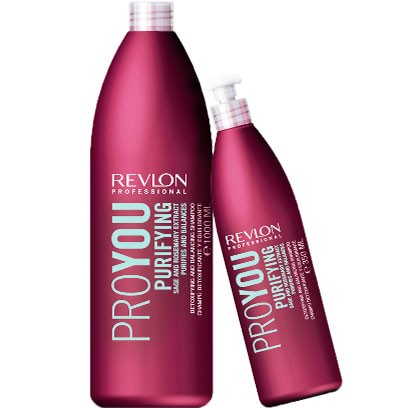 Revlon professional pro you purifying shoo шампунь для