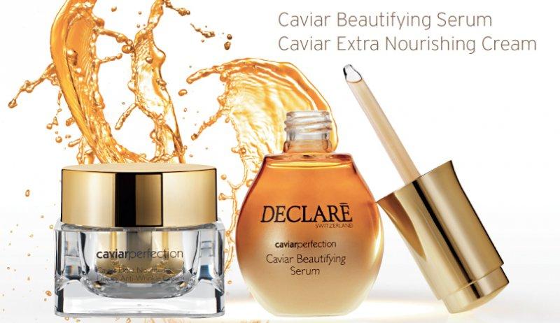 Declare Caviar Perfection Caviar Beautifying Serum - Сыворотка красоты с  экстрактом черной икры купить, Киев, Украина, цена, отзывы | Интернет  магазин COSMOHIT