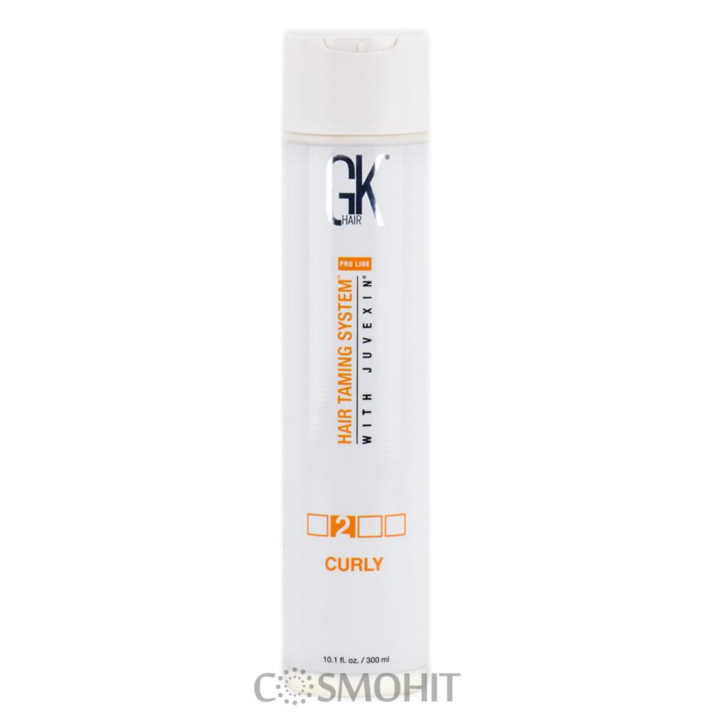 Global Keratin Curly - Средство для выпрямления и восстановления волос  (кератин 2%) ... 7482f871471f6