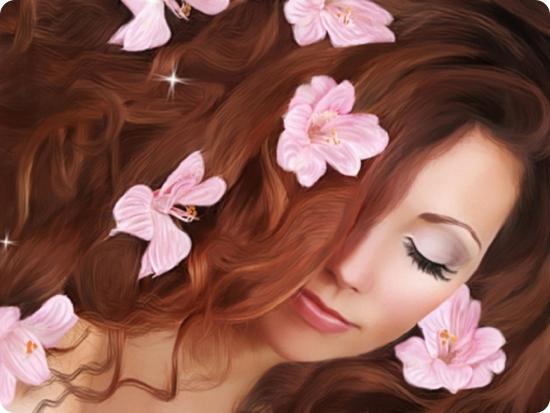 Ароматное расчесывание волос рекомендации