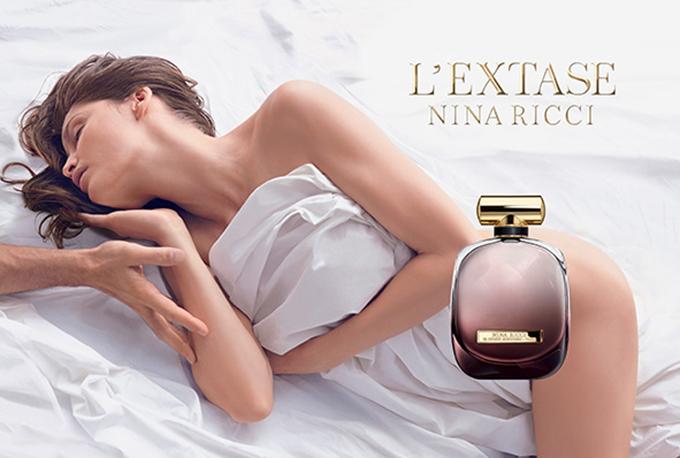 Новинка 2015: Освободите свои сексуальные фантазии с новым ароматом L'Extas